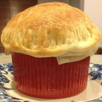 Chicken, Mushroom and Bacon Pie | What's The Matta